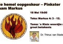 2021 - 05 - 18 Dinsdag Pinkster