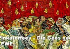 2021 - 05 - 23 Esegiel 37 v 1 tot 14 - Die Gees gee LEWE